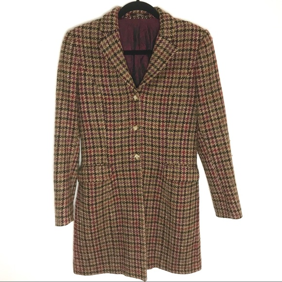 94cd947d8d1 Donegal Tweed Jacket Handwoven Kevin & Howlin